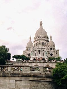 We decided to nix Paris from our upcoming trip. The only thing I regret about that is missing the chance to take my mom to Sacre Cœur. #travel #photography #nature #photo #vacation #photooftheday #adventure #landscape