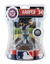 Imports Dragon MLB 2017 Bryce Harper Washington Nationals