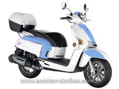 18 beste afbeeldingen van scooters retro scooter scooters en motorbikes. Black Bedroom Furniture Sets. Home Design Ideas