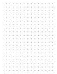 Happy Planner Dot Grid Paper Free Printable - Paper Trail Design