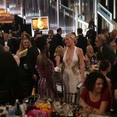 Instagram Pictures From the Golden Globe Awards 2015 | POPSUGAR Celebrity