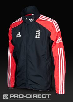 0091f620994 adidas England Wind Jacket - Mens - Punjab/Light Red - Cricket Replica Wind  Jacket