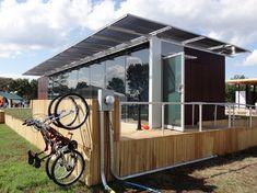 Universidad de Tennessee Solar Decathlon Inicio