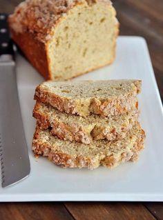 Cream Cheese Banana Bread Recipe   Mel's Kitchen Cafe