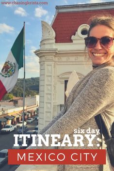 Six Days In Mexico City | Chasing Krista | Mexico City, Mexico