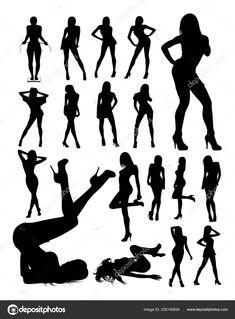 Silhouette Clip Art, Woman Silhouette, Photography Software, Photography Poses, Photo Poses, Photo Shoots, Typography Logo, Logos, Instagram Photo Editing