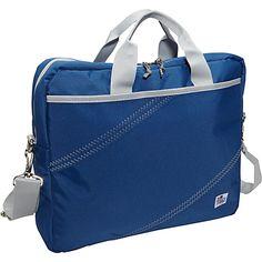 Sailorbags Sailcloth Computer Bag Blue - Sailorbags Laptop Sleeves