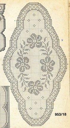 Patrones de ganchillo para imprimir: Fotos de diseños   Ellahoy