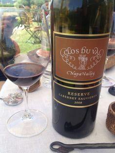 Clos du val~ cabernet sauvignon