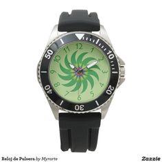 Reloj de pulsera. Producto disponible en tienda Zazzle. Accesorios, moda. Product available in Zazzle store. Fashion Accessories. Regalos, Gifts. Link to product: http://www.zazzle.com/reloj_de_pulsera-256757232213672249?lang=es&CMPN=shareicon&social=true&rf=238167879144476949 #reloj #watch #flores #flowers