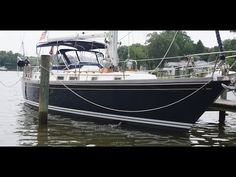 1989 Bristol 47.7 Center Cockpit Sail Boat For Sale - www.yachtworld.com