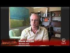 Triangulation 22: David Allen, Getting Things Done