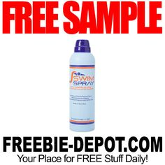 ►► FREE SAMPLE - SwimSpray Hair Product ►► #Free, #FREESample, #FREEStuff, #Freebie ►►