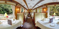 The Hiram Bingham Train – One of the Top Luxurious Trains in the world