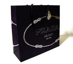Prada on Pinterest | Prada Candy, Shopping Bags and Prada Bag