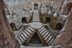 Underground Mosque, Yogyakarta | Indonesia (by Carten Nulagraha)