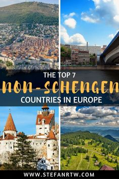 Want to spend more than just 3 months traveling in Europe without having to worry about visa issues? Then check out these top non-Schengen countries that you can visit to extend your trip!