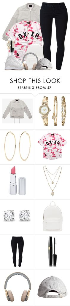 """OVO"" by oh-aurora ❤ liked on Polyvore featuring Anne Klein, River Island, 10.Deep, HoneyBee Gardens, Croft & Barrow, Asprey, PB 0110, STELLA McCARTNEY, Drakes London and B&O Play"