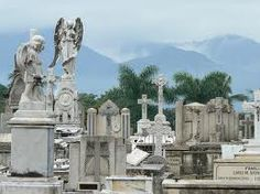 cuba - Even graveyards are a work of art here.