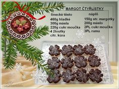 added a new photo. Christmas Sweets, Christmas Baking, Christmas Cookies, Meringue Cookies, Macaroons, No Bake Cake, Food And Drink, Cooking Recipes, Treats