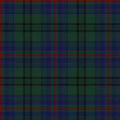 Tartan image: Walker Hunting. Click on this image to see a more detailed version.