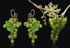 виноград в ювелирных изделиях — Рамблер/картинки