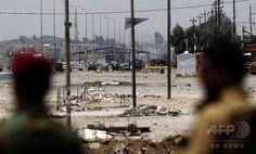 「イスラム国」が遺跡を破壊・略奪、ユネスコが警鐘