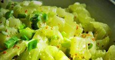 Prawda, że czasem kupujemy warzywa, które potem leżą zapomniane gdzieś w szufladzie lodówki ? Przyznam się, że u mnie tak zdarza się z sel... Cabbage, Food And Drink, Vegetables, Cooking, Fit, Salads, Baking Center, Kochen, Cabbages
