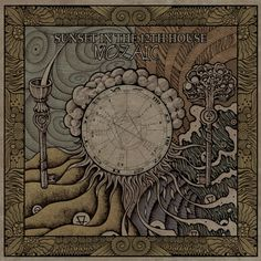 Sunset in the 12th House - Mozaic (2015) review @ Murska-arviot