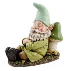 George sleeping gnome