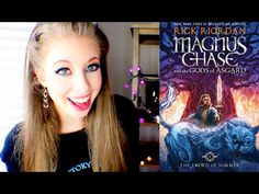 THE SWORD OF SUMMER BY RICK RIORDAN | booktalk with XTINEMAY