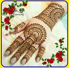 Henna Tattoo Designs Simple, Latest Bridal Mehndi Designs, Full Hand Mehndi Designs, Henna Art Designs, Mehndi Designs 2018, Mehndi Designs For Beginners, Mehndi Designs For Girls, Mehndi Designs For Fingers, Dulhan Mehndi Designs
