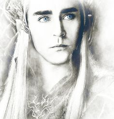 Do not speak to me of dragonfire. I know its wrath and ruin. I have faced the great serpents of the north! ~ Thranduil