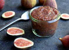 Fig Chia Jam — Too Precious for Processed