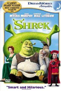 An ogre, in order to regain his swamp, travels along with an annoying donkey in order to bring a princess to a scheming lord, wishing himself King.