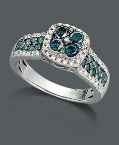 Bella Blue Diamonds...in my dreams:-)