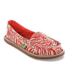 This Sanuk Coral Shorty Leppatyga Slip-On Shoe - Women by Sanuk is perfect! #zulilyfinds