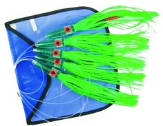 Daisy Chain lure - Catches all offshore game fish. A must for tuna fishermen!