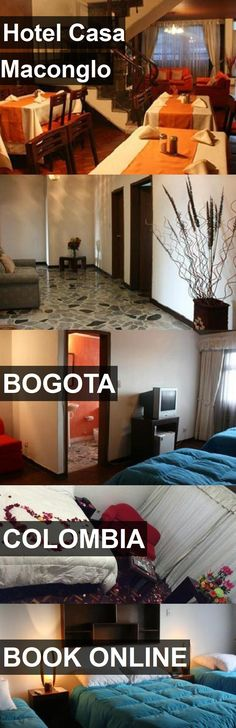 Hotel Casa Maconglo in Bogota, Colombia. For more information, photos, reviews and best prices please follow the link. #Colombia #Bogota #travel #vacation #hotel