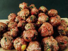 Exotisch, leicht scharf und schnell zubereitet: leckere Thai-BBQ-Balls vom Grill
