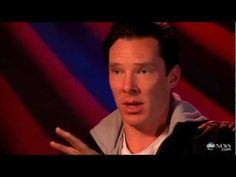 Fab interview about Sherlock. He SINGS from Willy Wonka at the end!!