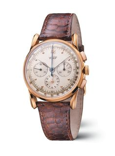 Vintage Eye for the Modern Guy: Tissot Heritage 1948 Chronograph