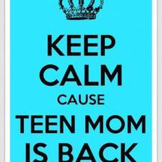 back-to-back #TeenMom tonight at 10/9c.