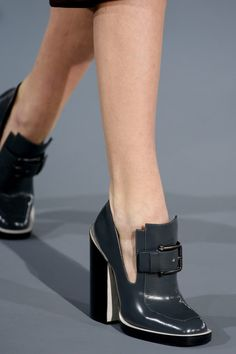Here are all the Swoonworthy Shoes for Fall 2013 | Jil Sander