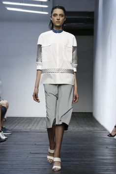 Dion Lee Ready To Wear Spring Summer 2015 New York