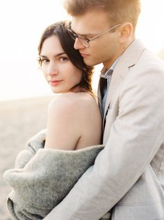 Fine art seaside engagement session inspiration http://weddingsparrow.co.uk/2014/08/05/morning-light-erich-mcvey-workshop/