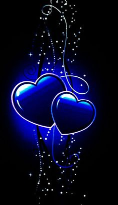 Blue Roses Wallpaper, Love Wallpaper Backgrounds, Fairy Wallpaper, Cute Galaxy Wallpaper, Night Sky Wallpaper, Flower Background Wallpaper, Flower Phone Wallpaper, Neon Wallpaper, Heart Wallpaper