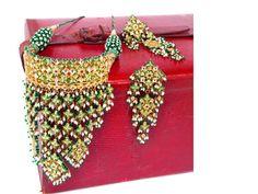 Aad and earrings
