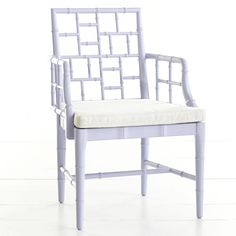 Girls Desk Chair Wisteria - Furniture - Shop by Category - Chairs -  Chinese Chippendale Chair - $419.00
