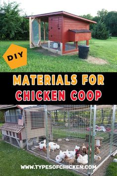 Chicken coops are among the most popular live animals additions to any homesteading residential or commercial property. Just as a cow can supply beef and milk, a chicken has a battle purpose, too-- eggs and meat. Urban Chicken Coop, Diy Chicken Coop Plans, Building A Chicken Coop, Chicken Coops, Chicken Tractors, Chicken Houses, Chicken Feeders, Urban Chickens, Live Animals